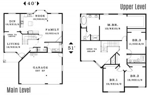 The Berkshire - Floorplan