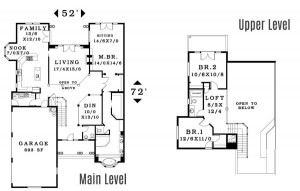 The Granville - Floorplan