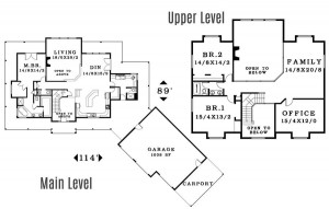 The Hemlock - Floorplan home plan