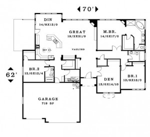 The Richmond - Floorplan