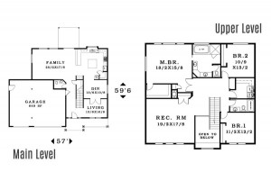 The Scottsdale - Floorplan home plan