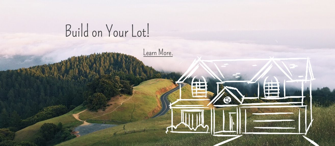 Pyramid Homes Inc. Build on your land or lot