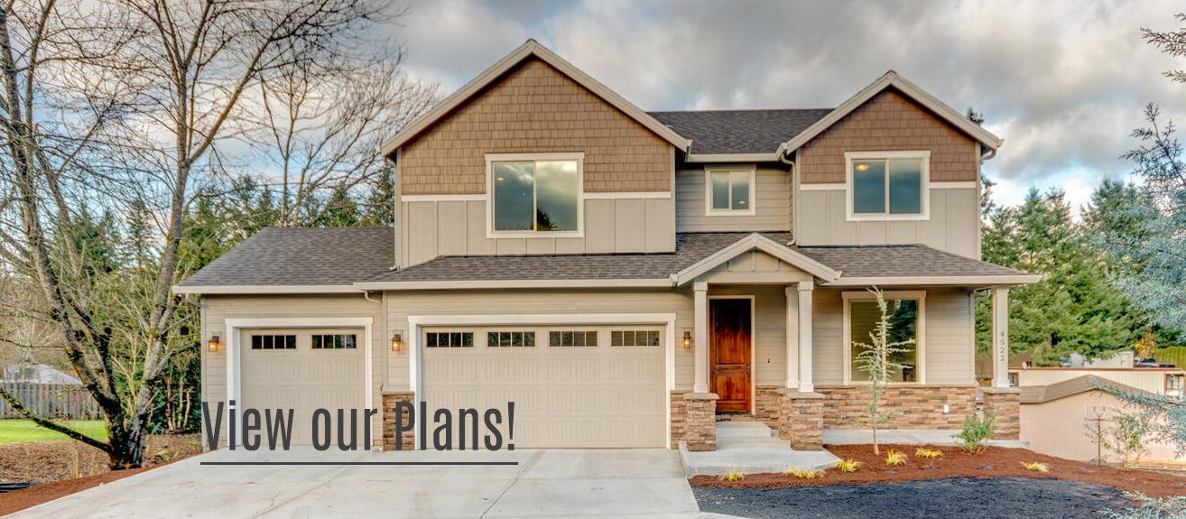 Pyramid Homes Inc. offers flexible customizable plans and the option to use your own